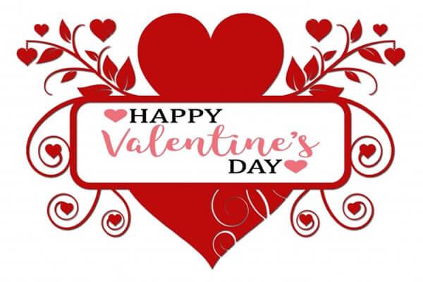 Happy Valentine's day! Be my Valentine!
